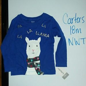 Brand new long sleeve tee size 18m